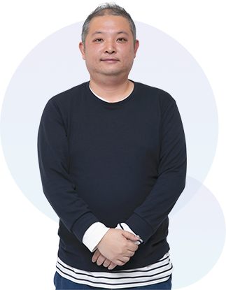 ご挨拶 代表取締役 奥田修平