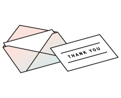 ミニ封筒(ショップツール・メッセージカードなど)