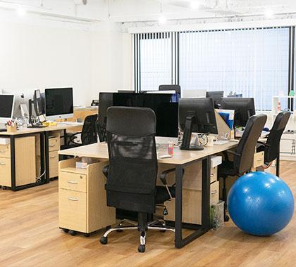 オフィス撮影