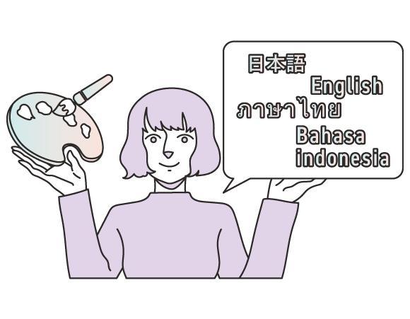 翻訳と制作の同時進行