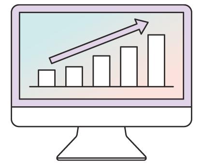 WEB広告運用内容 改善・分析・提案のサイクル