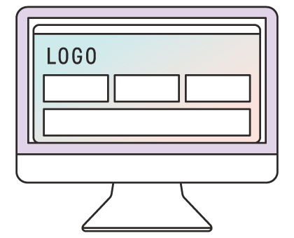 WEBサイト制作内容 WEBサイトの新規制作