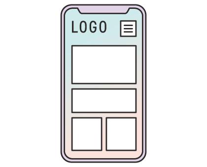 WEBサイト制作内容 レスポンシブ対応